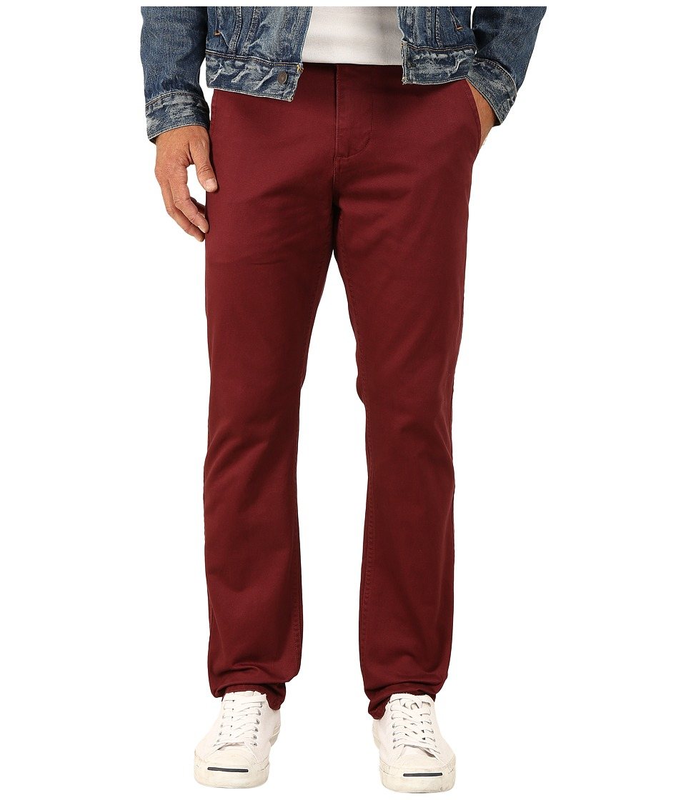 Dockers - Alpha Original Khaki (Zinfandel) Men's Casual Pants
