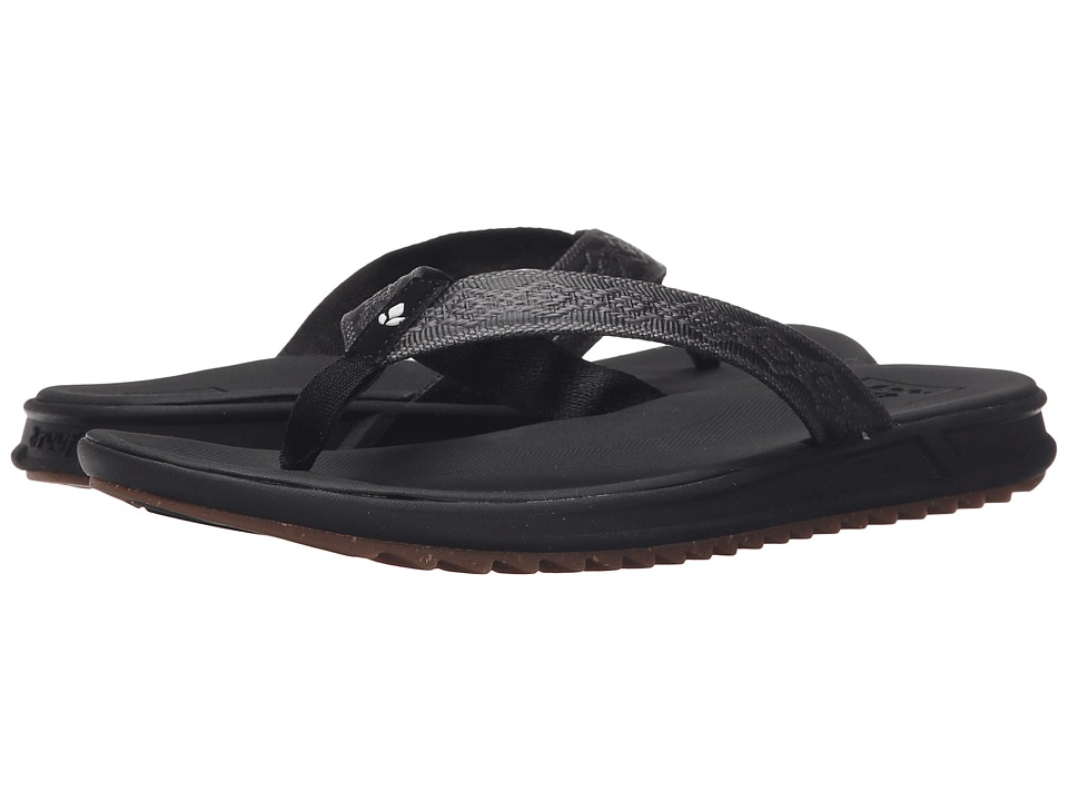Reef - Rover XT3 (Black) Women's Sandals