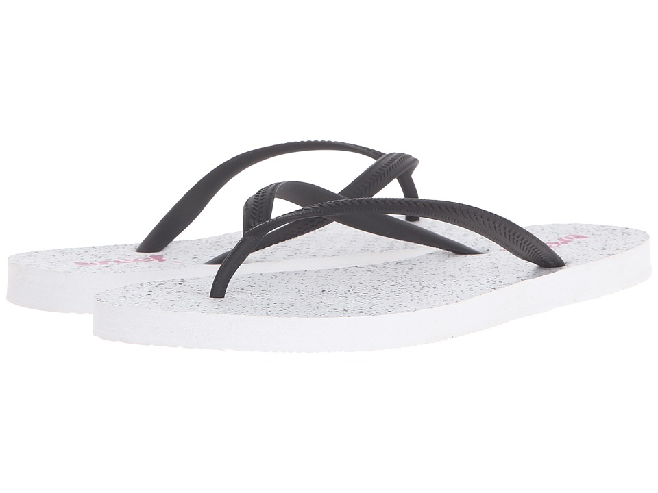 Reef - Chakras Prints (White Splatter) Women's Sandals