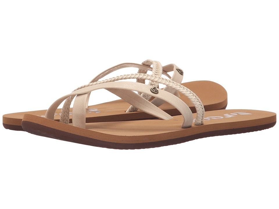 Reef - O'Contrare LX (Cream) Women's Sandals
