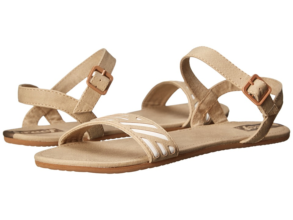 Reef - Day Catch (Tan/Cream) Women's Sandals