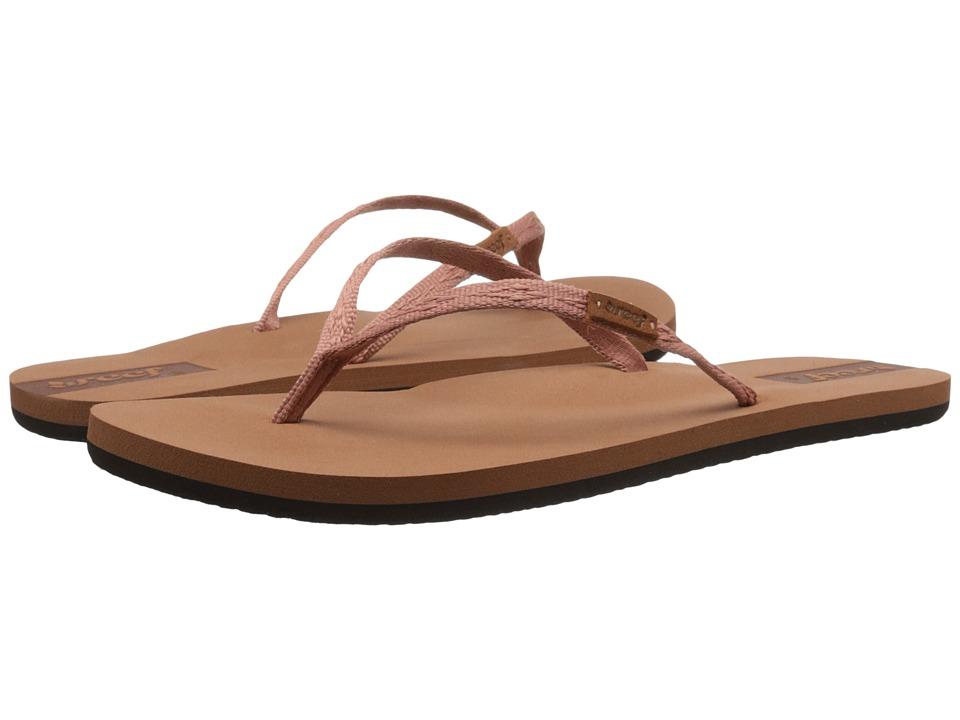 Reef - Slim Ginger (Blush) Women's Sandals