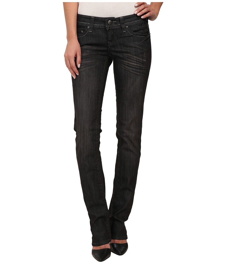 Antique Rivet - Nala Jeans in Black (Black) Women's Jeans