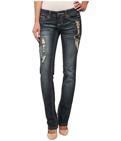 Antique Rivet - Junior Jeans in Champion (Champion) Women