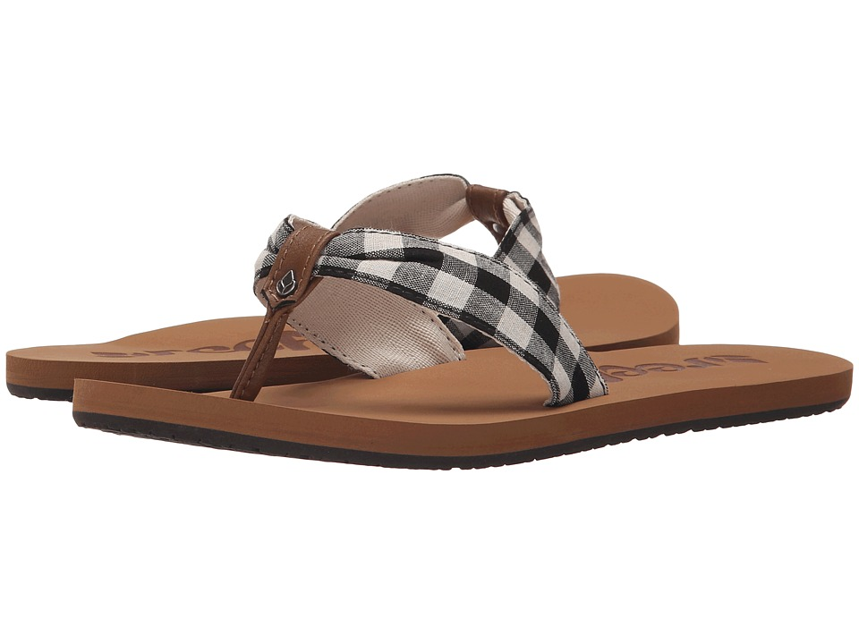 Reef - Scrunch TX (Plaid) Women's Sandals