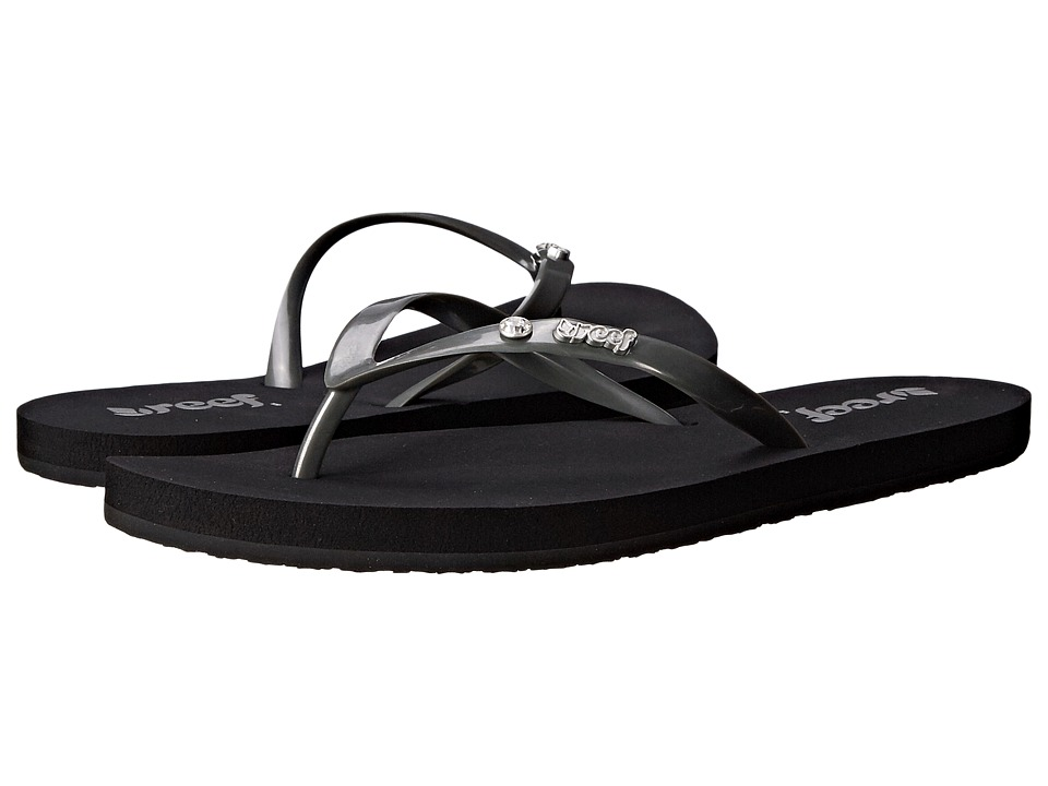 Reef - Stargazer Ice (Gunmetal) Women's Sandals