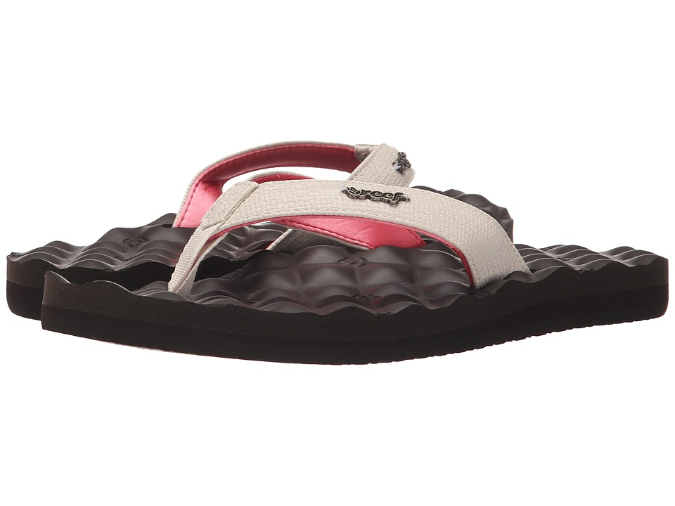 Reef - Reef Dreams (Cream/Brown) Women's Sandals