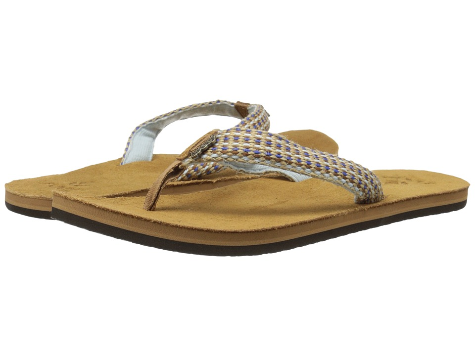 Reef - Gypsylove (Blue Multi) Women's Sandals