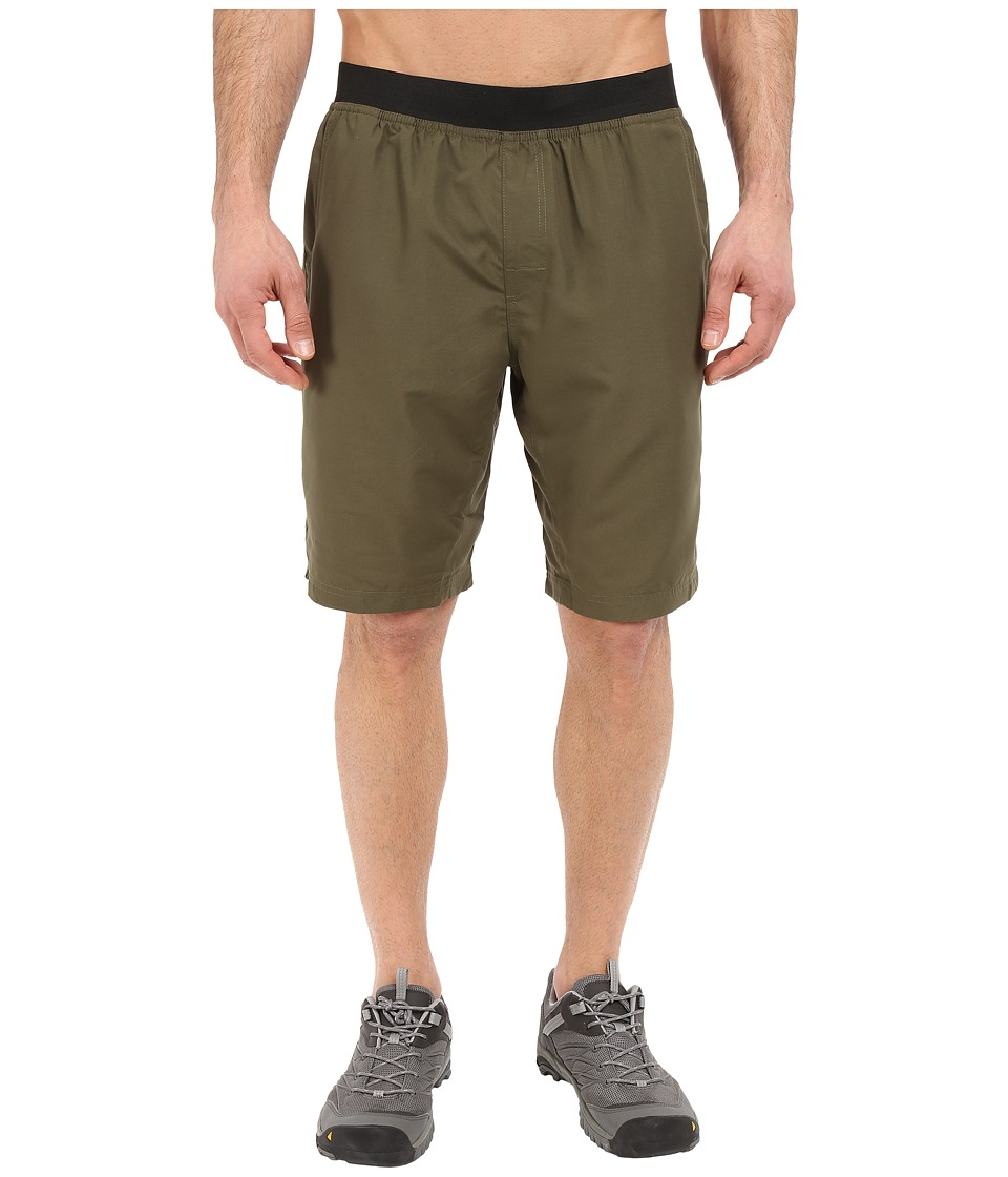 Prana - Mojo Short (Cargo Green) Men's Shorts