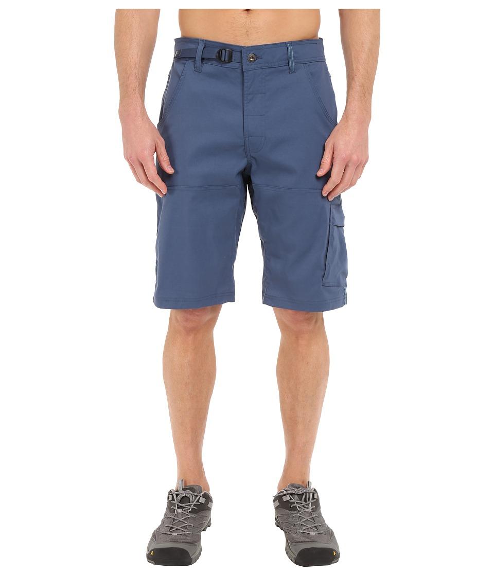 Prana - Stretch Zion Short (Blue Ridge) Men's Shorts