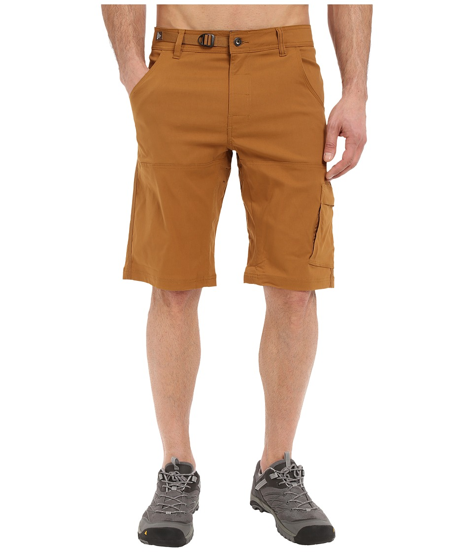 Prana Stretch Zion Short (Dark Ginger) Men