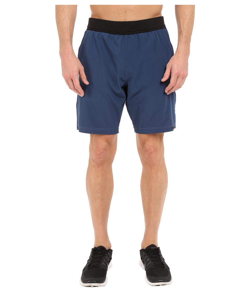 Prana Overhold Shorts (Blue Ridge) Men