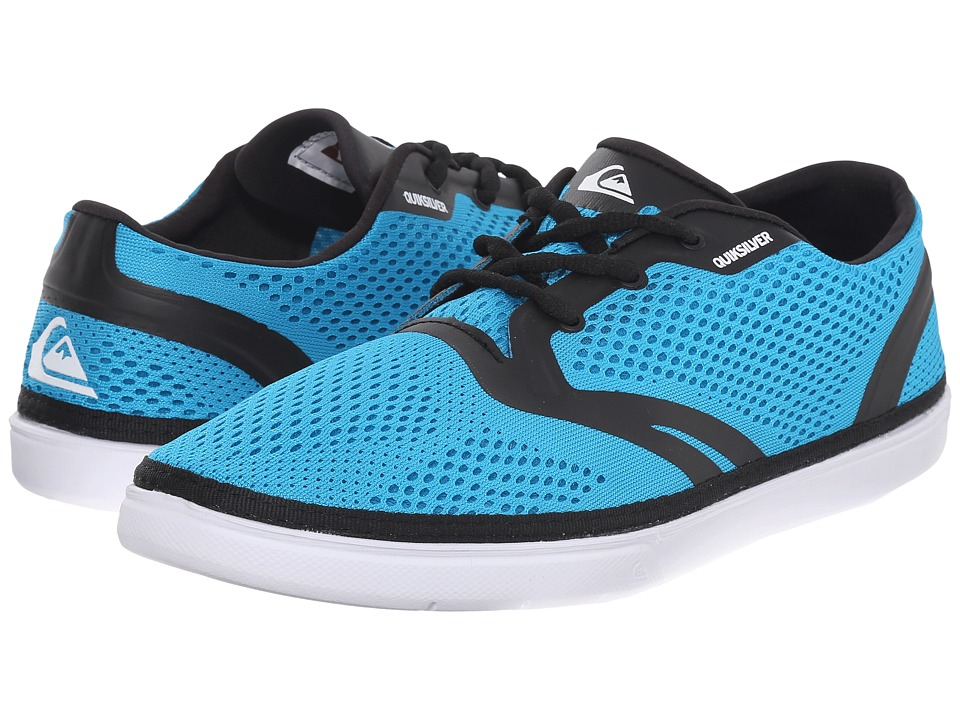 Quiksilver - Oceanside (Blue/Black/White) Men's Shoes