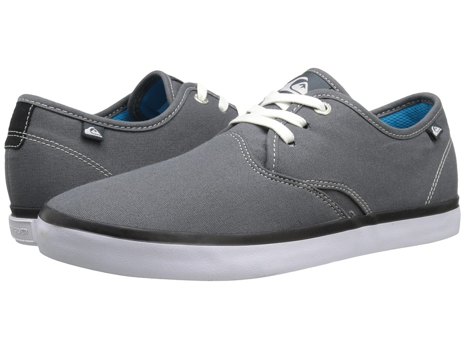 Quiksilver - Shorebreak (Grey/Grey/White) Men's Shoes