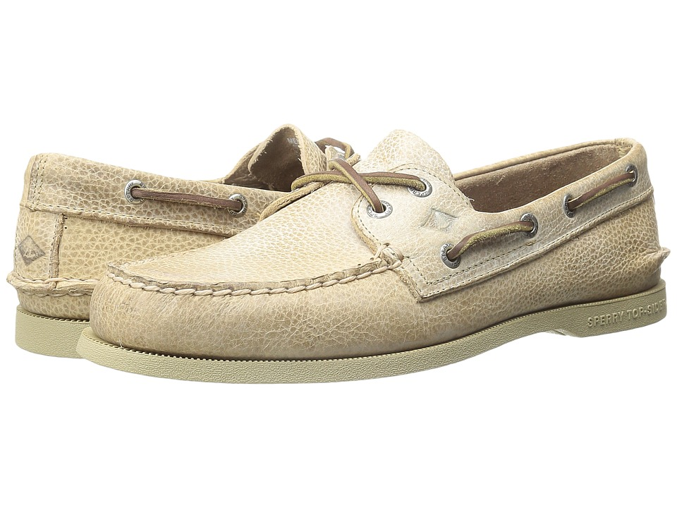 Sperry Top-Sider - A/O 2-Eye Rancher (Natural) Men's Lace up casual Shoes