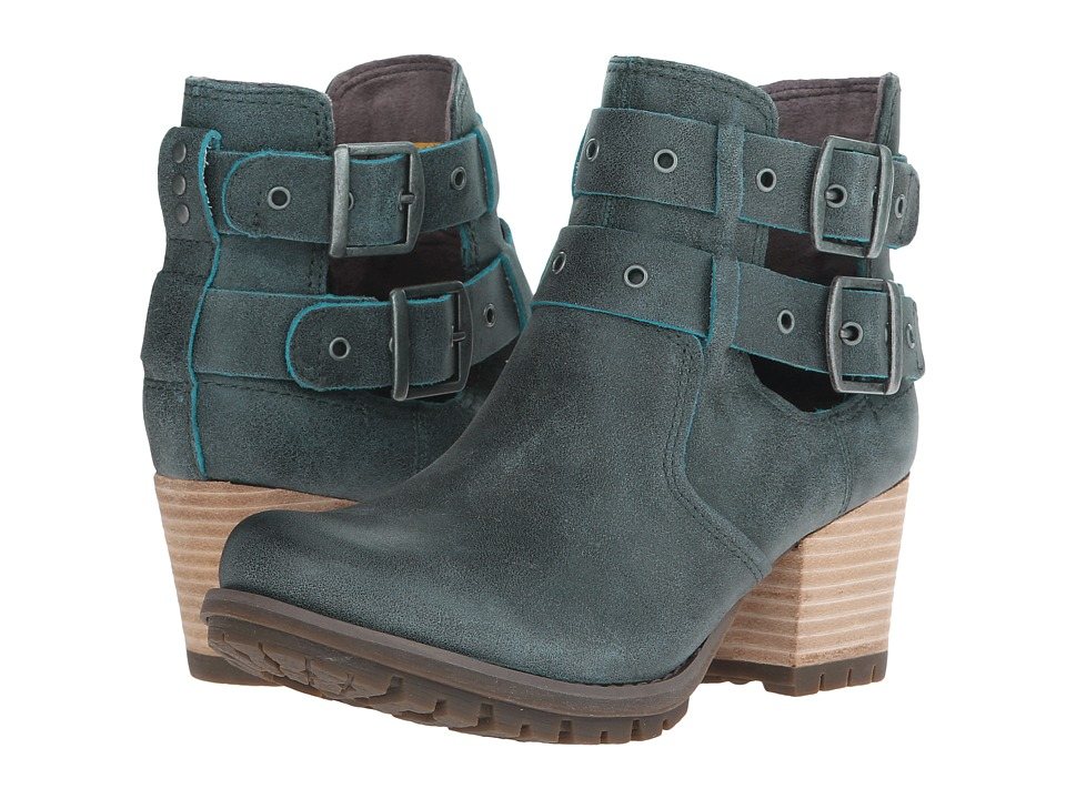 Caterpillar Casual - Tora (Teal) Women's Pull-on Boots