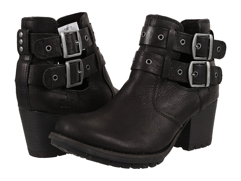 Caterpillar Casual - Tora (Black) Women's Pull-on Boots