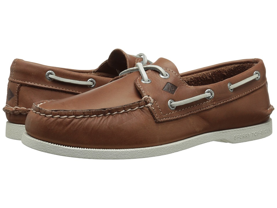 Sperry Top-Sider - A/O 2-Eye Sarape (Tan) Men's Lace up casual Shoes