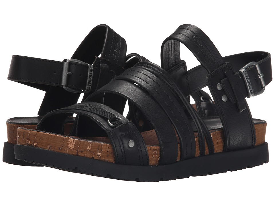 Caterpillar Casual - Syd (Black) Women's Sandals