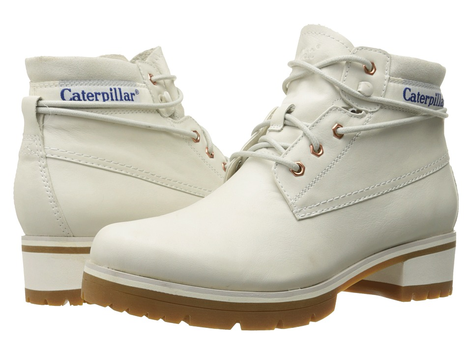 Caterpillar Casual - Stopwatch (White) Women