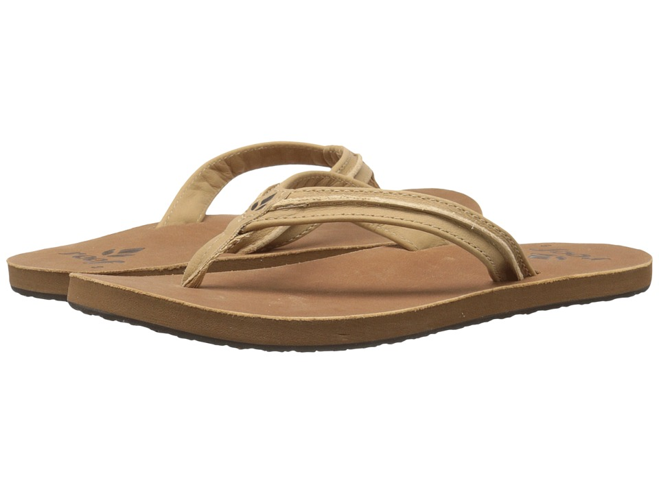 Reef - Swing 2 (Tan/Brown) Women's Sandals
