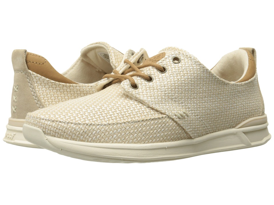 Reef - Rover Low TX (Vintage) Women's Lace up casual Shoes