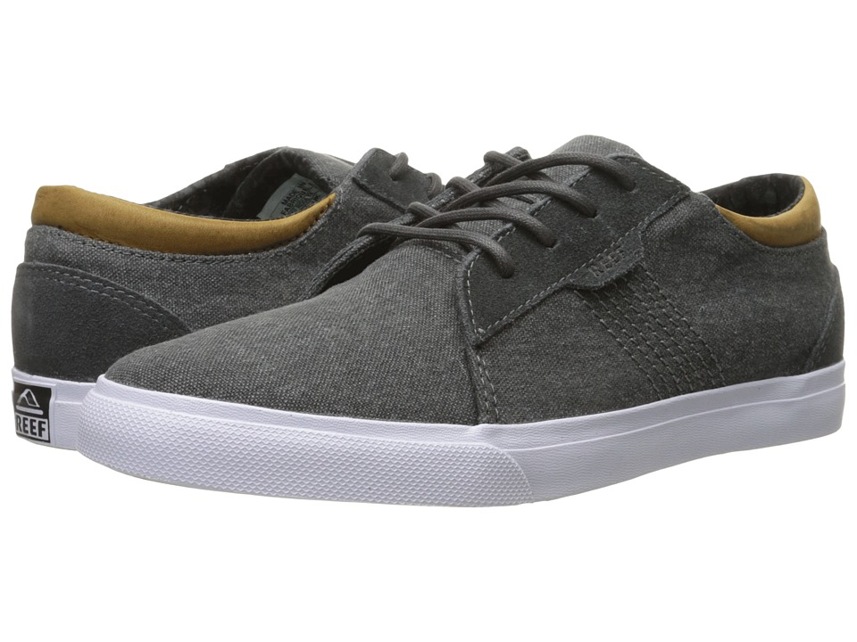 Reef - Ridge TX (Charcoal) Men's Lace up casual Shoes