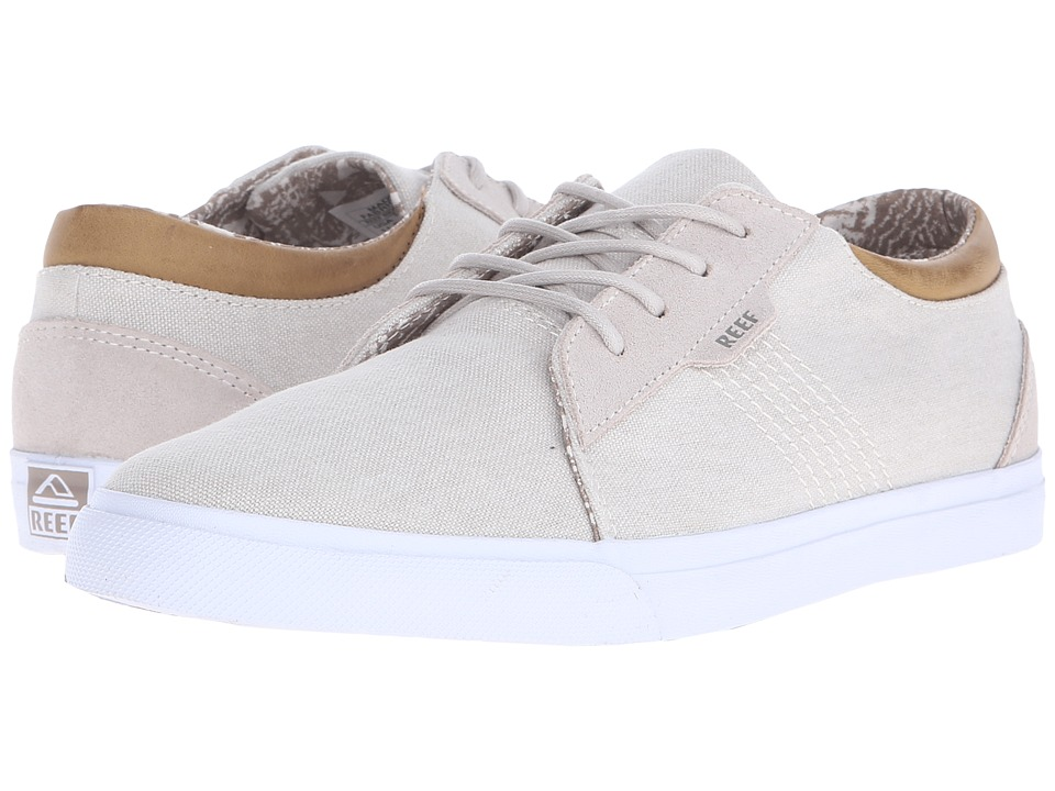 Reef - Ridge TX (Light Grey) Men's Lace up casual Shoes