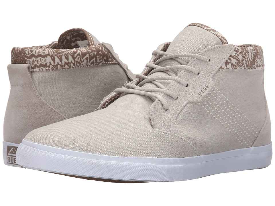 Reef - Outhaul TX (Light Grey) Men