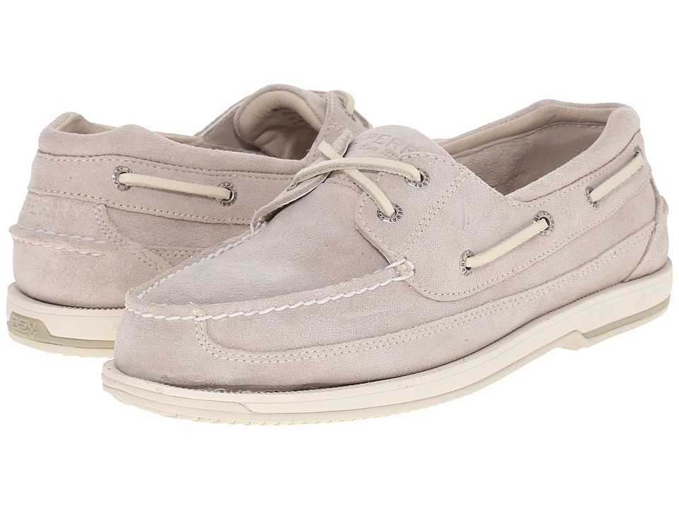 Sperry - Charter 2-Eye (Ivory) Men's Lace up casual Shoes