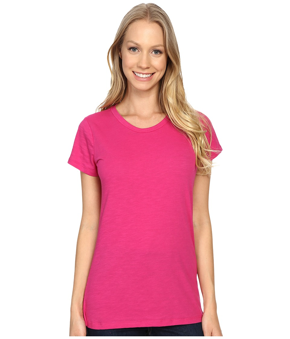 Columbia - Everyday Kenzie Crew Neck Tee (Haute Pink) Women