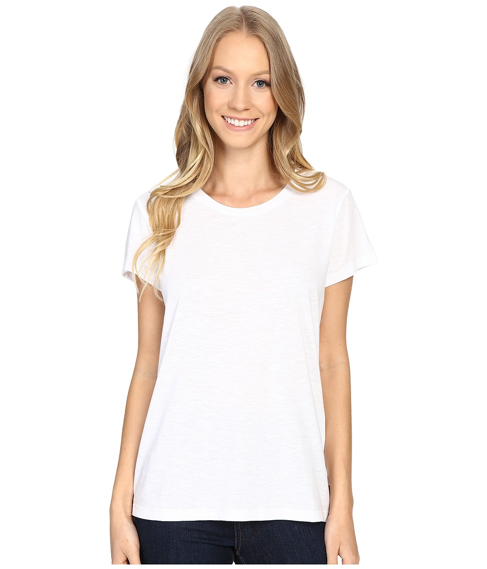 Columbia - Everyday Kenzie Crew Neck Tee (White Beacon) Women