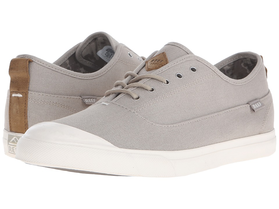 Reef - Ripper (Grey) Men's Lace up casual Shoes