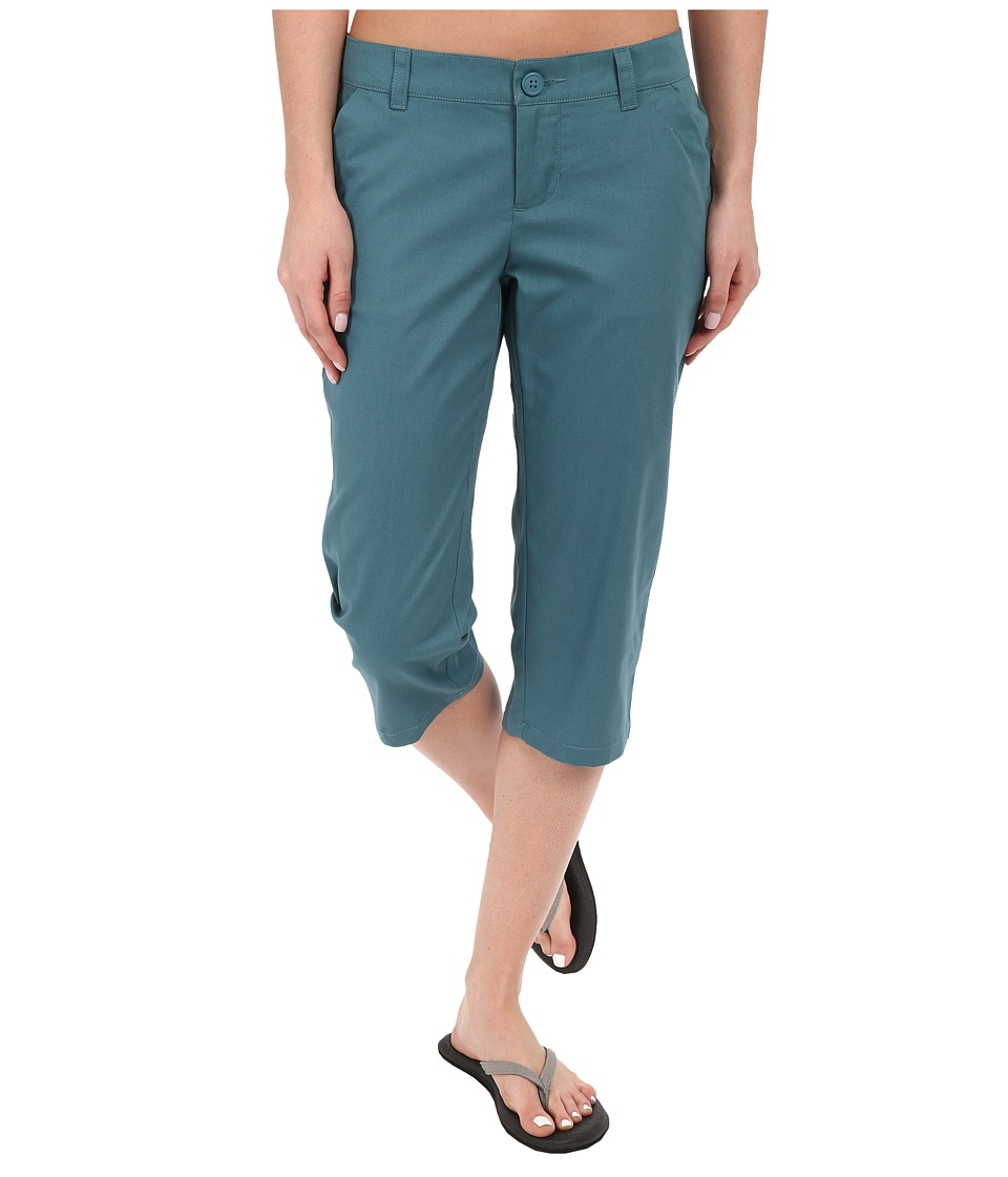 Columbia - Kenzie Cove Capri Pant (Cloudburst) Women's Casual Pants