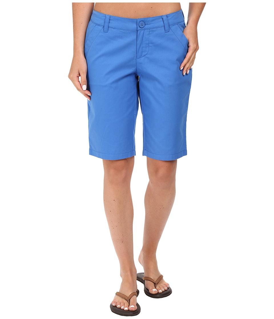 Columbia - Kenzie Cove Bermuda Short (Stormy Blue) Women's Shorts