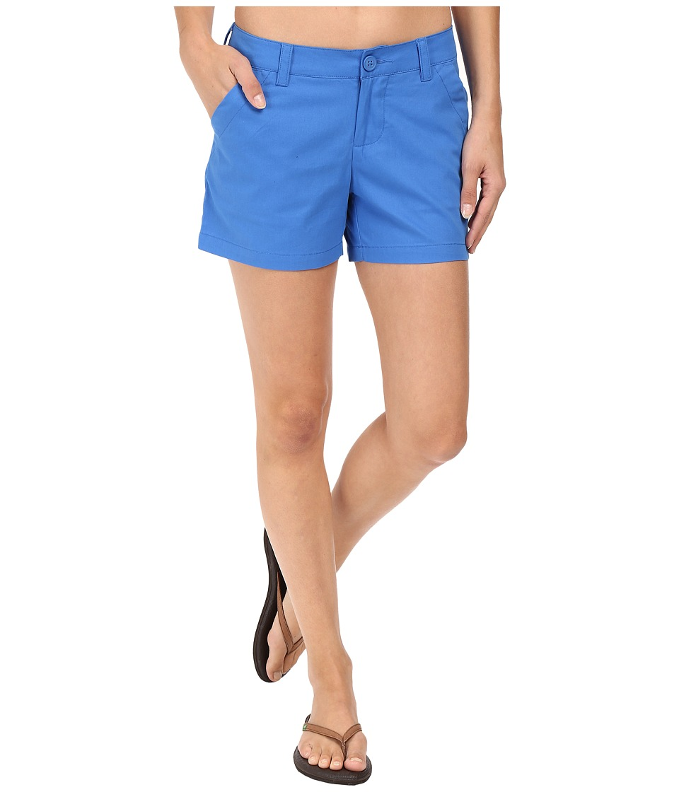 Columbia - Kenzie Cove Short (Stormy Blue) Women's Shorts