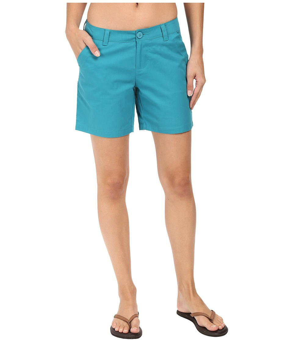 Columbia - Kenzie Cove Short (Emerald Sea) Women's Shorts