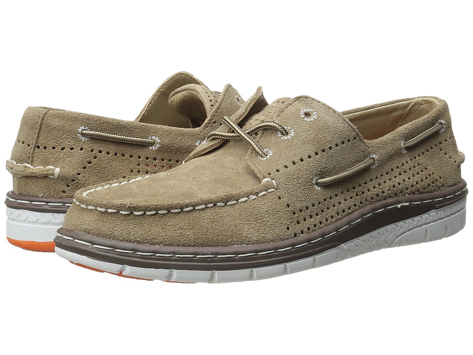 Sperry Top-Sider Billfish Ultralite Perf Suede (Tan) Men