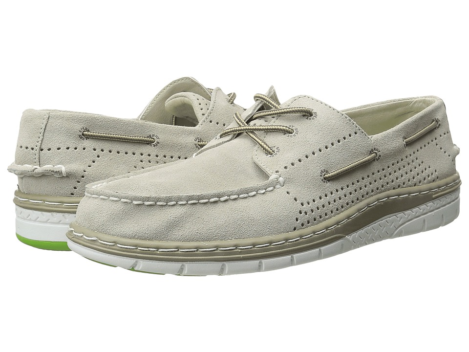 Sperry Top-Sider Billfish Ultralite Perf Suede (Stone) Men