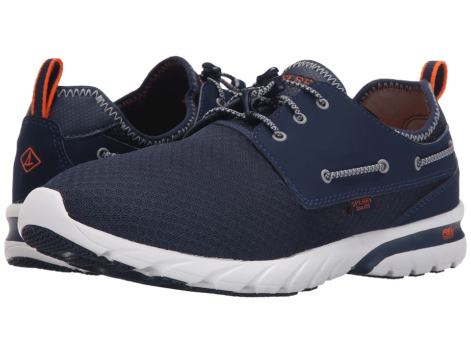 Sperry Top-Sider Shock Light Boat (Navy) Men