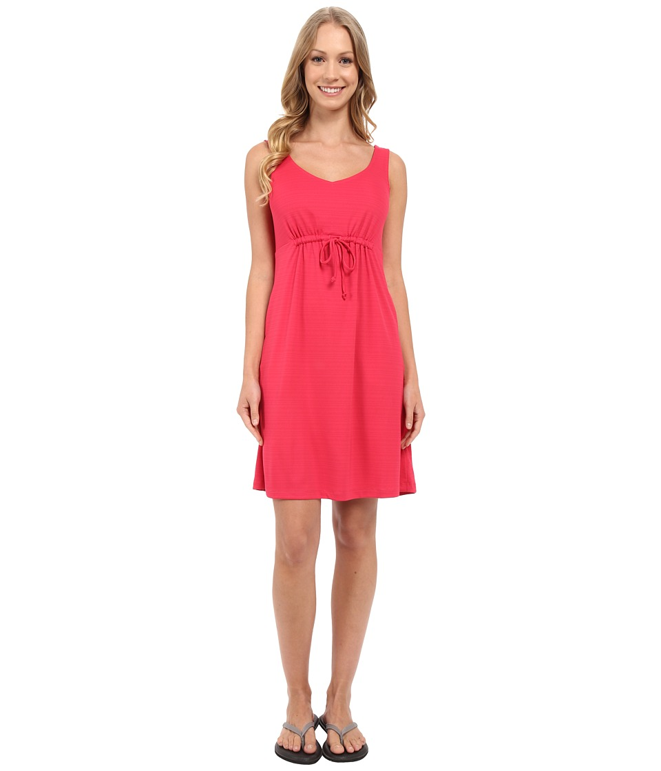 Columbia - Sultry Springs Dress (Bright Geranium) Women's Dress