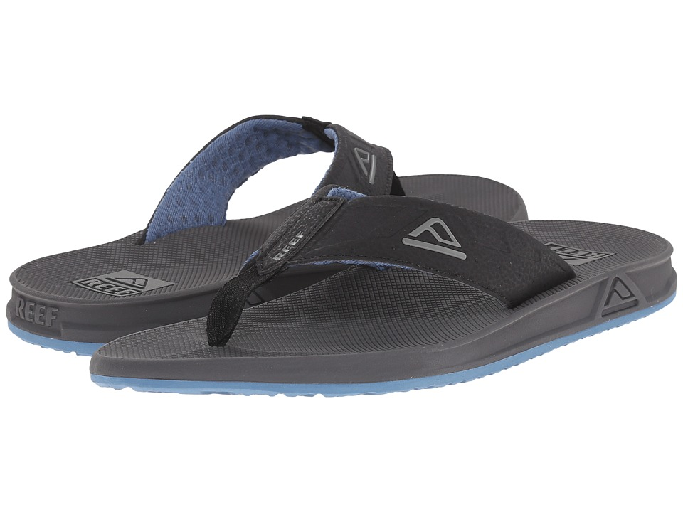 Reef - Phantoms (Grey/Blue) Men's Sandals
