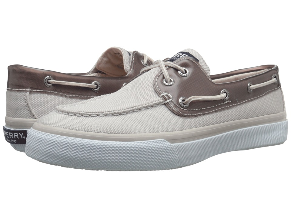 Sperry - Bahama 2-Eye Ballistic (Stone) Men's Lace up casual Shoes