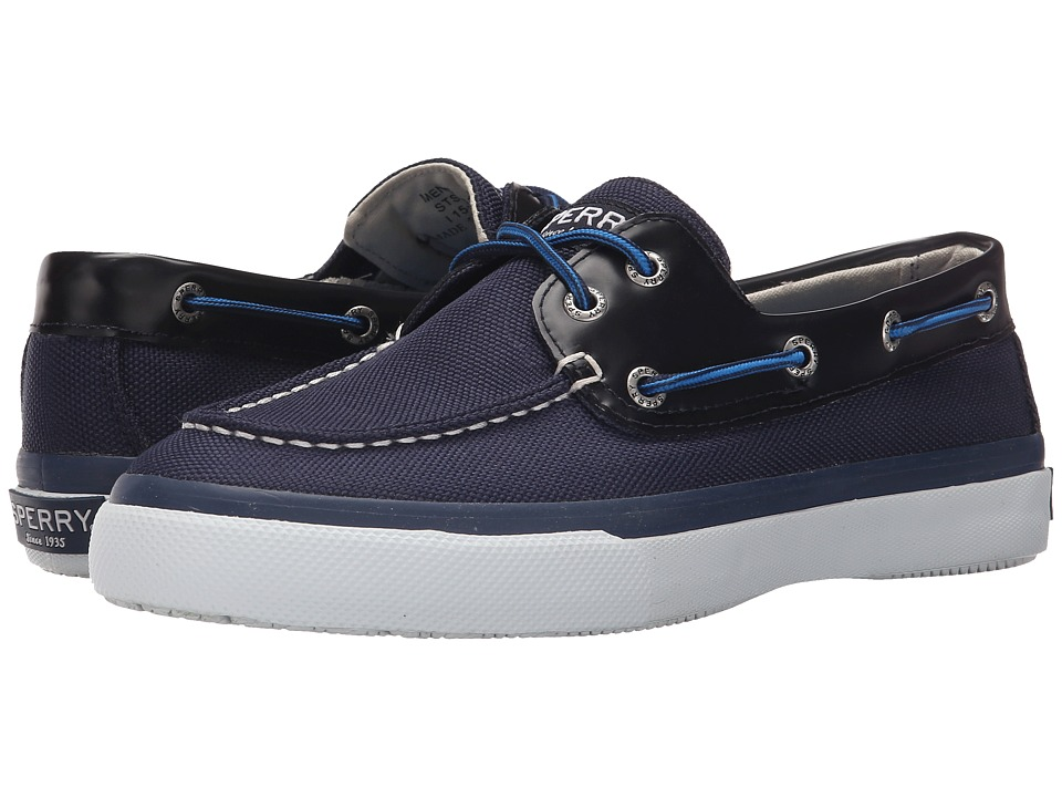 Sperry - Bahama 2-Eye Ballistic (Navy) Men's Lace up casual Shoes