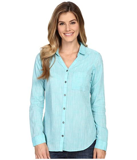 Columbia - Wild Haven Long Sleeve Shirt (Miami Cross Dye) Women