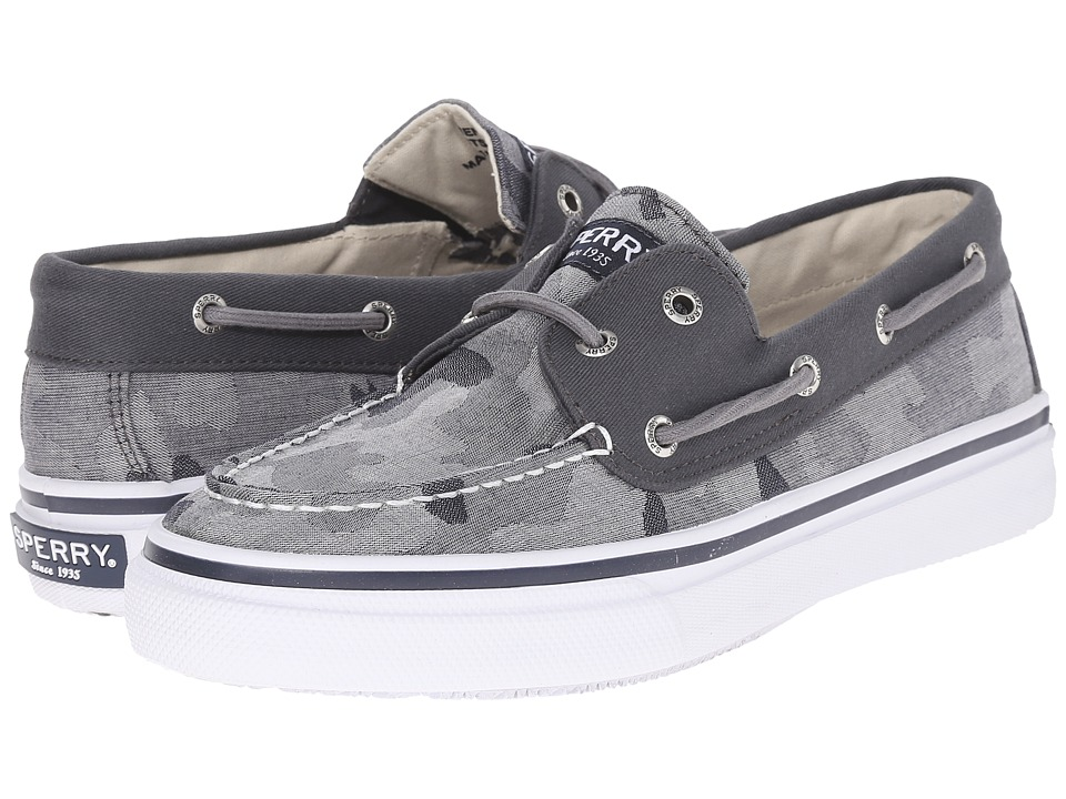 Sperry Top-Sider Bahama 2-Eye Chambray (Blue Camo) Men