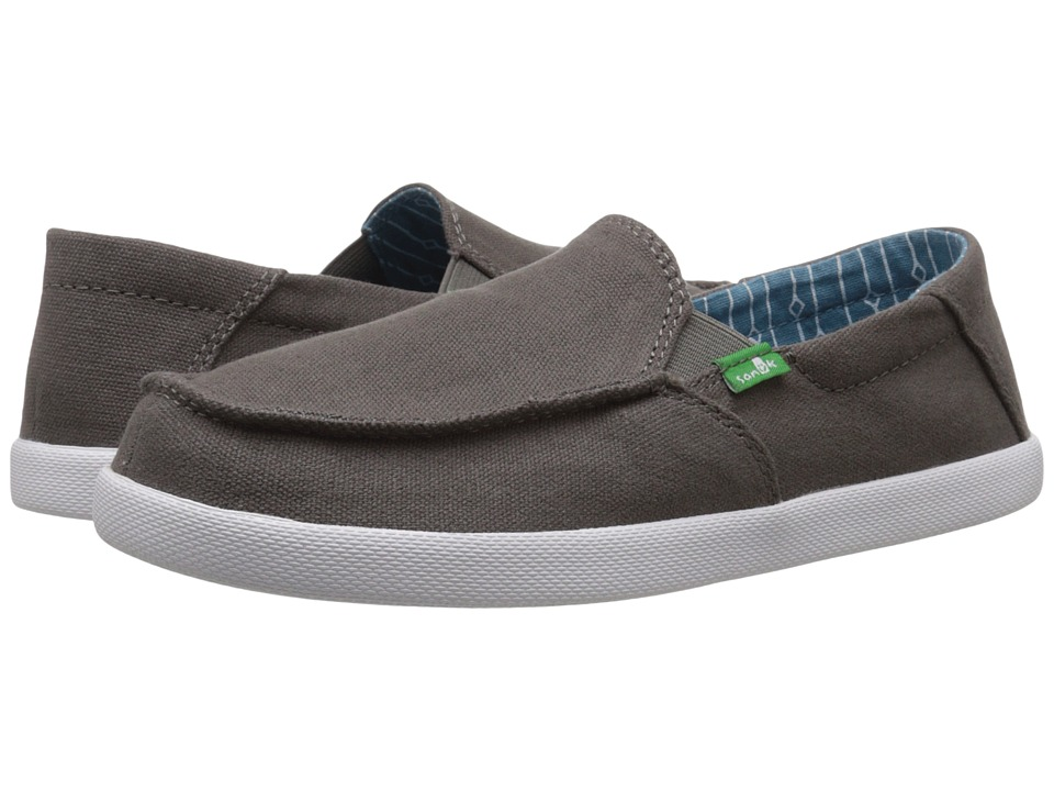 Sanuk Kids - Sideline (Little Kid/Big Kid) (Brindle) Boys Shoes