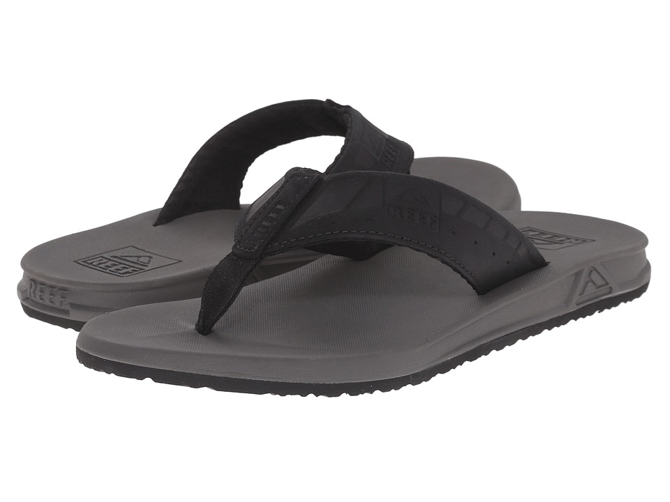 Reef - Phantom LE (Charcoal) Men's Sandals