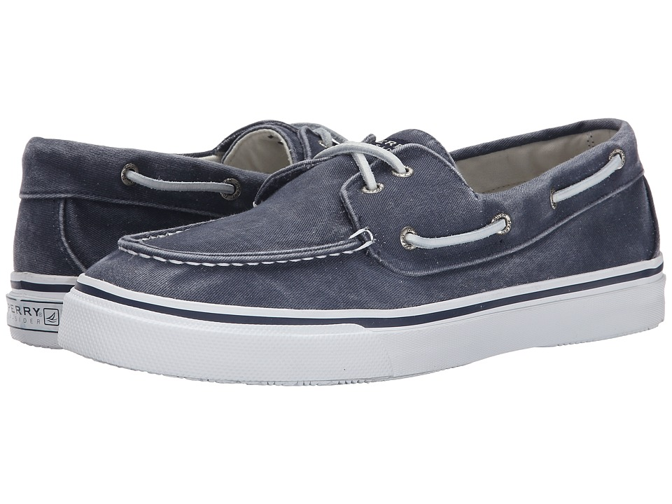 Sperry - Bahama 2-Eye (Blue) Men's Slip on Shoes