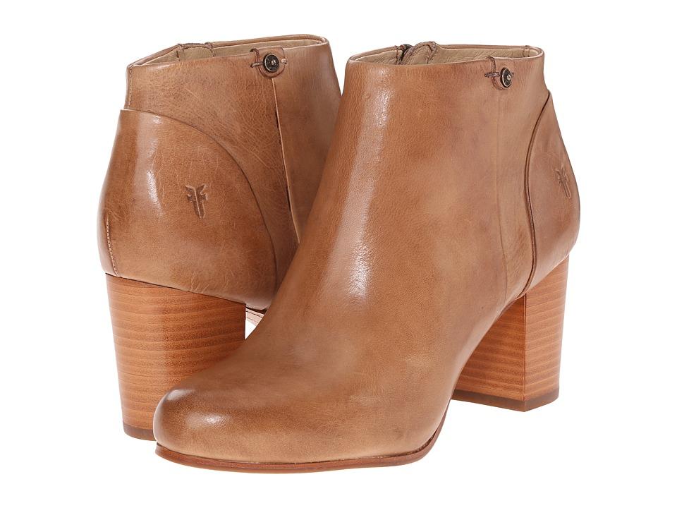 Frye - Ciera Shootie (Beige Antique Pull Up) Women's Pull-on Boots